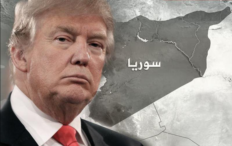 بحثاً عن داعم: ترامب يعرض مشروع المناطق الآمنة على السعودية والإمارات