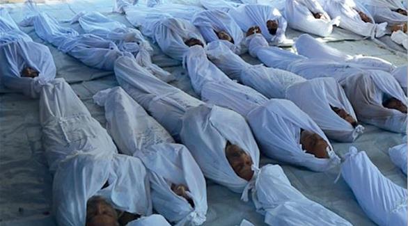 شبكة حقوقية: مقتل 781 مدنياً في سوريا خلال الشهر الماضي