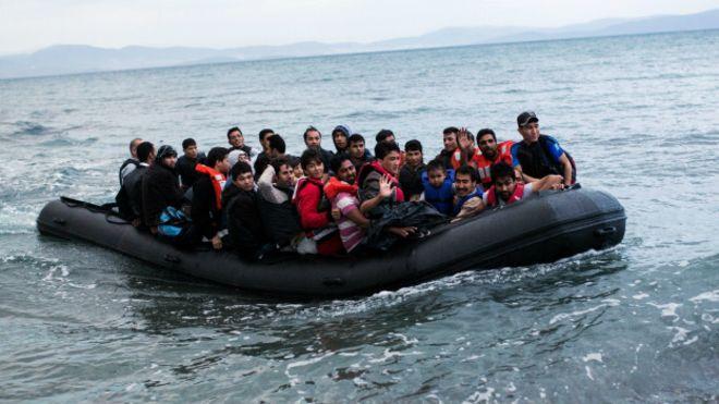 نجاة 93 لاجئاً سورياً من الغرق قبالة السواحل القبرصية