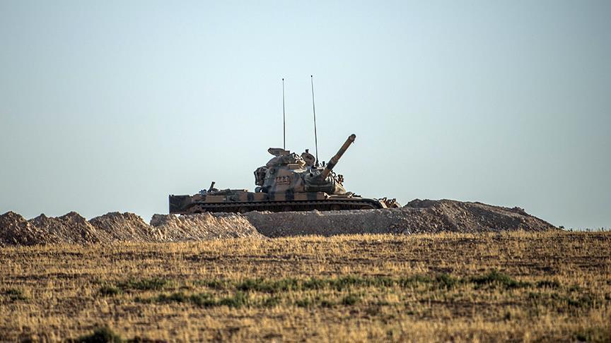دعماً للثوار: الجيش التركي يستهدف 189 موقعاً لتنظيم الدولة في الباب
