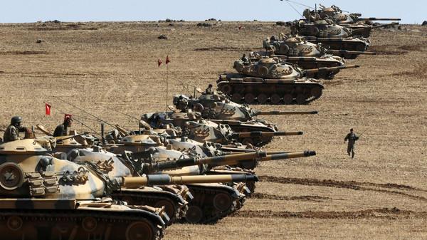 أردوغان وترامب يتفقان على التعاون في سوريا، ووزير الخارجية التركي: