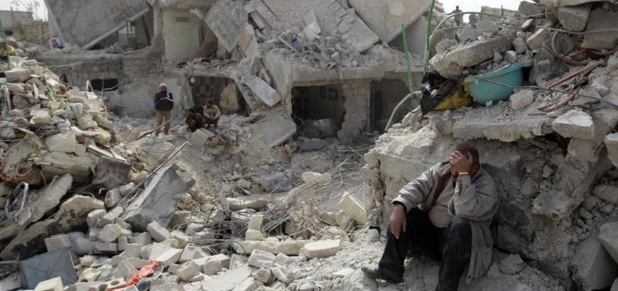 شبكة حقوقية: نظام الأسد وروسيا ارتكبا 11 مجزرة مروعة بحق المدنيين خلال شهر