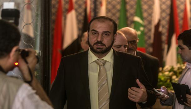 وفد المعارضة السورية إلى جنيف: نصفه عسكريون ويرأسه