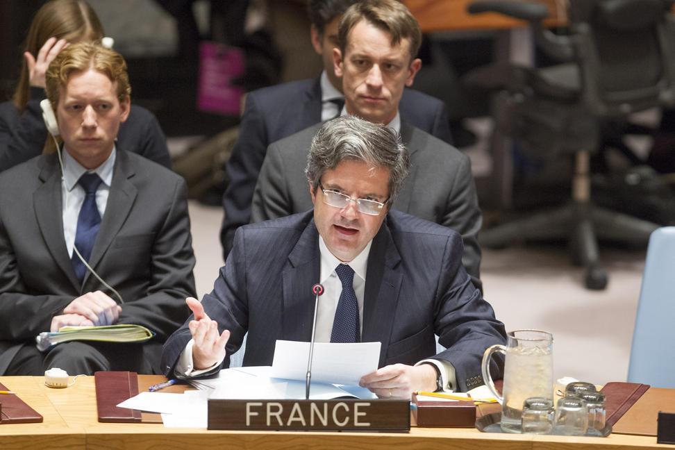 على خلفية تنفيذه هجمات كيماوية في حلب:فرنسا تطالب مجلس الأمن بمعاقبة نظام الأسد