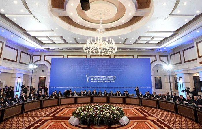 وسط توقعات بغياب المعارضة: جولة جديدة من مفاوضات أستانا تبدأ غداً