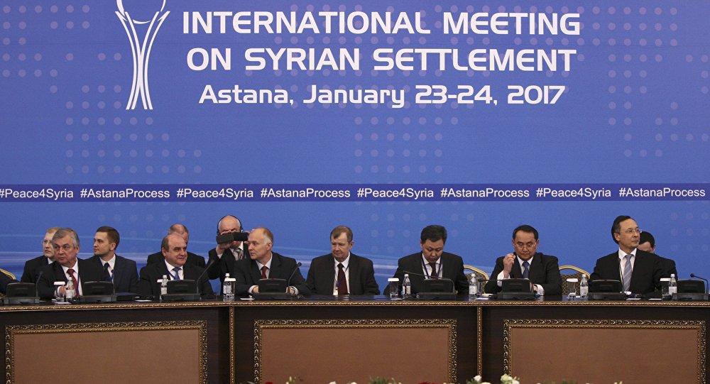 نشرة أخبار سوريا- مع اختتام أستانا2: لجنة دولية لمراقبة وقف إطلاق النار، والبنتاغون يبحث نشر قوات أمريكية في سوريا -(16-2-2017)