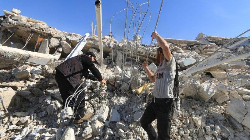 43 قتيلاً -تقبلهم الله في الشهداء- حصيلة ضحايا يوم أمس الخميس في سوريا