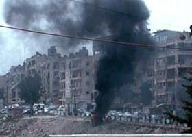 تقرير عن مجزرة حي الإذاعة في حلب 14-4-2012