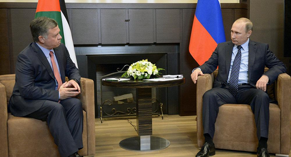 مفاوضات مباشرة بين عمان ودمشق، وتقارب أردني-روسي