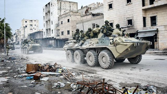 مصرع 4 مستشارين روس بعد نسف سيارة تقلهم بالقرب من حمص