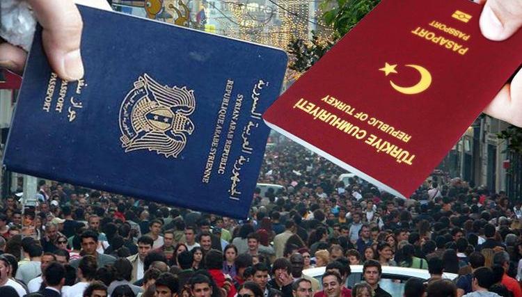 تركيا تعتزم منح الجنسية التركية للسوريين عقب التصويت على الدستور