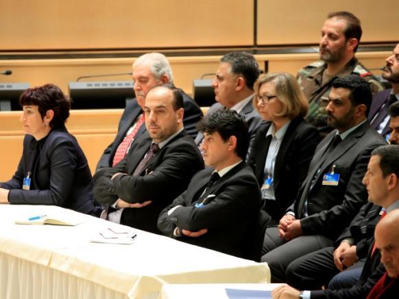 مفاوضات جنيف السورية تدخل يومها الثاني باجتماعات ثنائية مع وفدي المعارضة والنظام