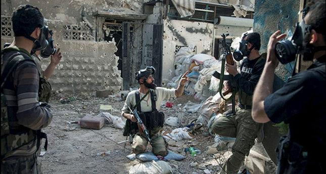 مشروع قرار لفرض عقوبات على نظام الأسد بسبب استخدامه الأسلحة الكيميائية