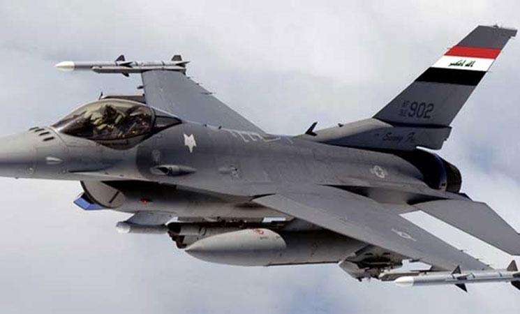 مقاتلات عراقية تنفذ غارات جوية داخل سوريا