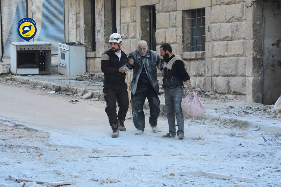 122 قتيلاً -تقبلهم الله في الشهداء- حصيلة ضحايا يوم أمس الجمعة في سوريا