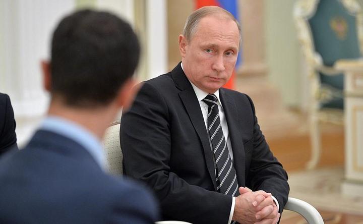 عشية تصويت مجلس الأمن، بوتين يعلنها صراحة: