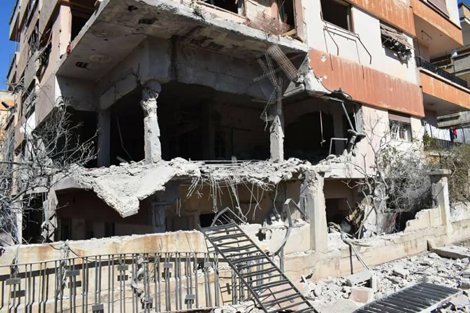 60 قتيلاً -تقبلهم الله في الشهداء- حصيلة ضحايا يوم أمس الثلاثاء في سوريا