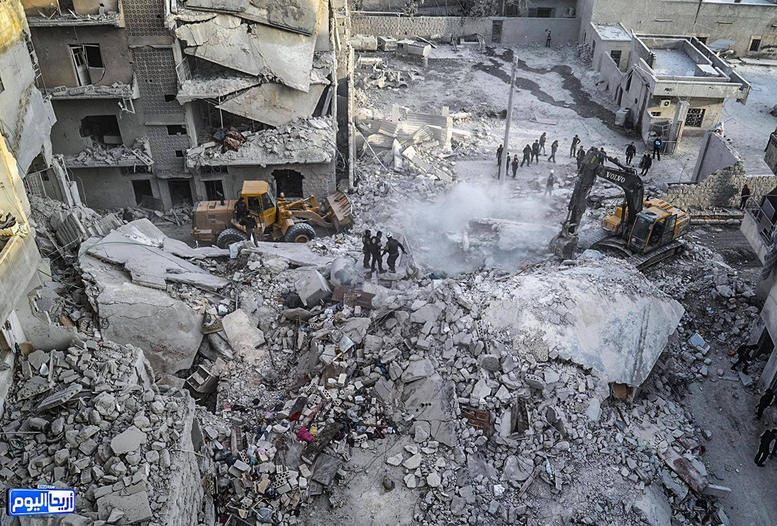 شبكة حقوقية: نظام الأسد وروسيا يقتلان 164 شخصاً على الأقل منذ انطلاق جنيف