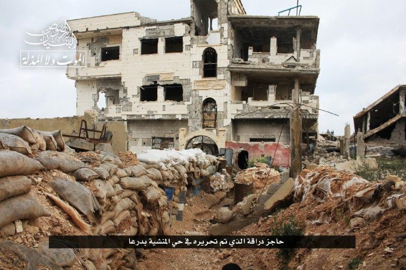 بالأسماء، الثوار يقتلون 20 عنصراً للنظام في منشية درعا، بينهم 5 ضباط