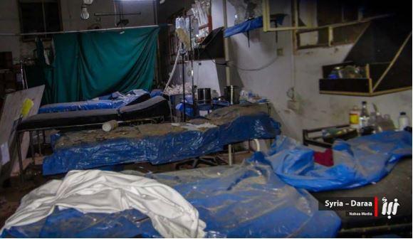 روسيا والنظام يواصلان استهدافهما للكوادر الطبية والمدنية، توثيق 37 حادثة اعتداء خلال شباط الماضي