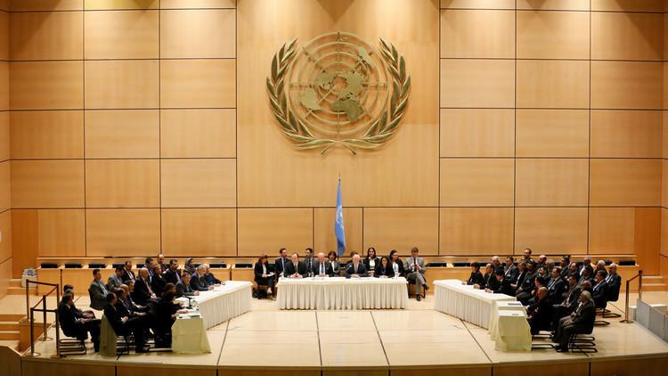 لا مفاوضات في جولة جنيف 4