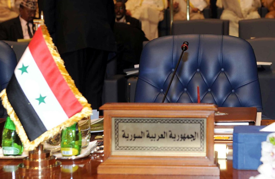 هل ستسمح الجامعة العربية