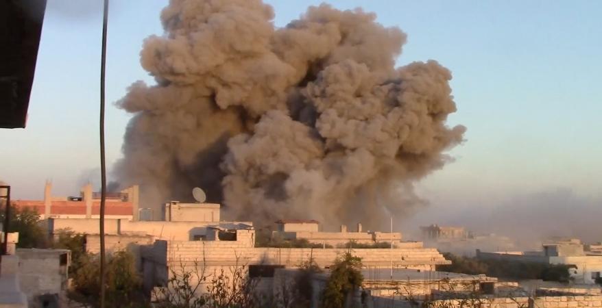نشرة أخبار سوريا- رغم الهدنة الروسية: غارات جوية تحرق غوطة دمشق، واتفاق الوعر يدخل حيز التنفيذ الليلة -(8-3-2017)