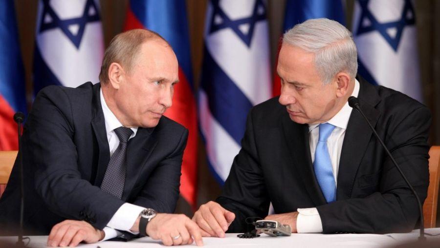 نتنياهو يحاول إقناع بوتين: لا سلام في سوريا بوجود إيران وميلشياتها على أراضيها