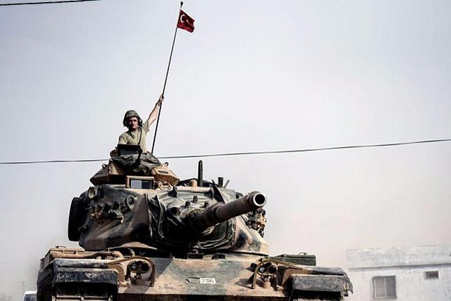 نظام الأسد يطالب مجلس الأمن بإلزام تركيا سحب قواتها من سوريا
