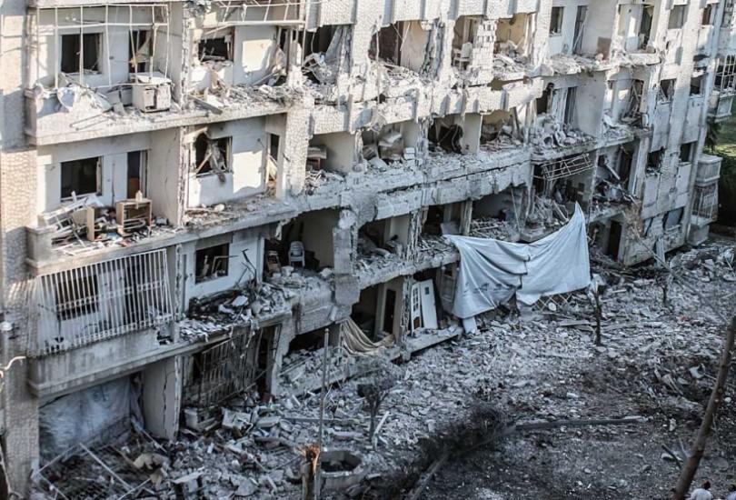 قوات النظام تواصل قصفها على