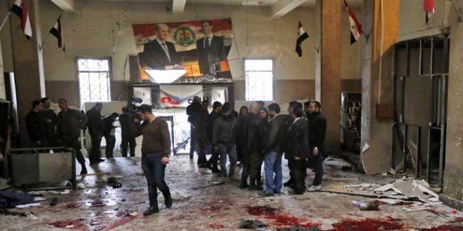 نشرة أخبار سوريا- فصائل الثوار تدين تفجيرات دمشق، وتوجه أصابع الاتهام نحو النظام، وواشنطن قد ترسل 1000 جندي إضافي إلى سوريا -(16-3-2017)