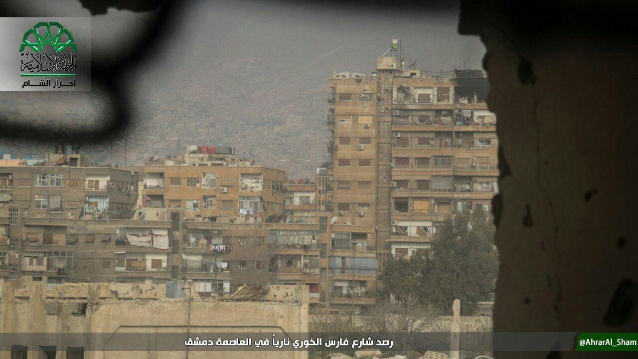 نشرة أخبار سوريا- مكاسب للثوار في جبهات دمشق والقلمون الشرقي، والنظام ينتقم بقصف جنوني على أحياء دمشق الشرقية -(20-3-2017)