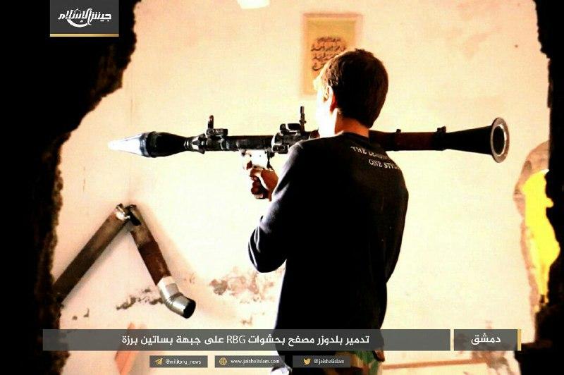 خسائر لقوات النظام شرق العاصمة إثر محاولة اقتحام فاشلة