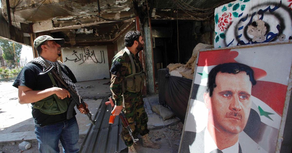 هل سيخلعون الأسد؟