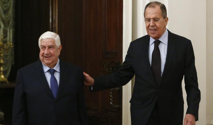 روسيا تطمئن نظام الأسد: الضربة الأميركية لن تتكرر