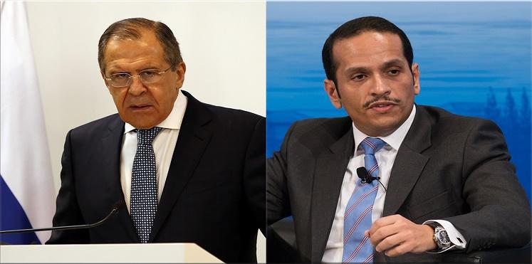 لقاء روسي قطري مرتقب لبحث الأزمة السورية في موسكو