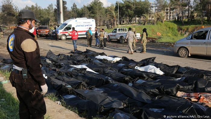 اليونيسيف تدين مقتل أكثر من 60 طفلاً في تفجير الراشدين بحلب