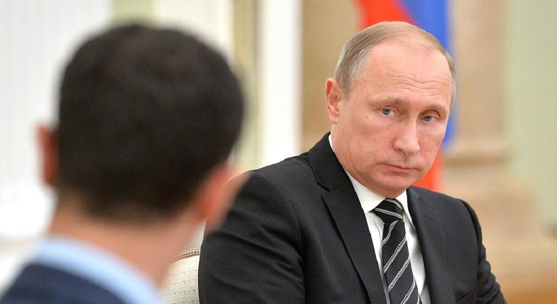 المحتل الروسي يهنئ