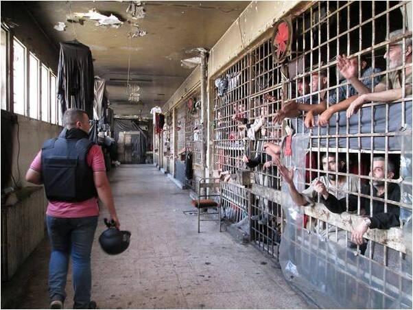 المتحدث باسم أحرار الشام: الإفراج عن 500 معتقل في سجون النظام خلال الساعات القادمة