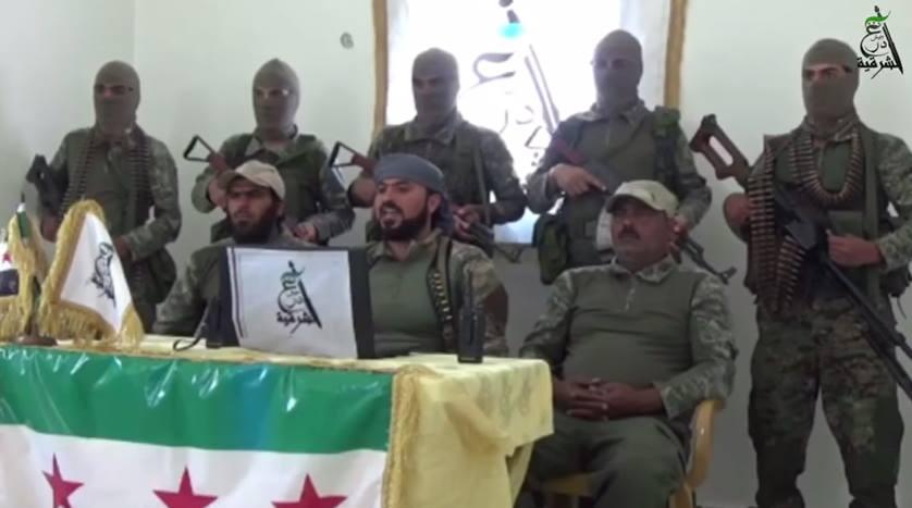 درع الشرقية، كيان عسكري جديد لتحرير المنطقة الشرقية في سوريا