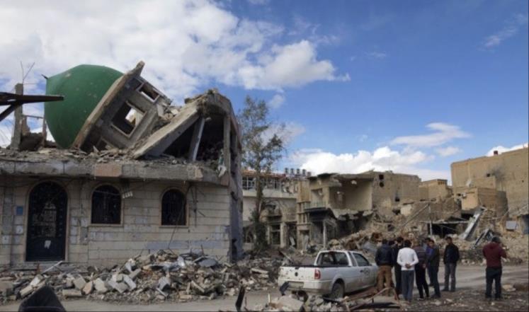 تركيا تعتزم إعادة إعمار 66 مسجداً شمال حلب