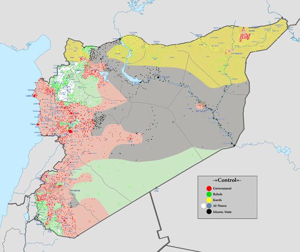 هل تكون المناطق الآمنة خطة جديدة لتقسيم سوريا؟