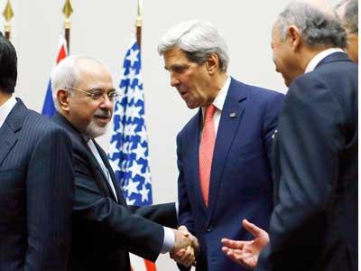 تداعيات الاتفاق الإيراني الغربي على القضايا العربية
