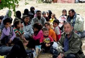السوريون مأساة على الحدود الليبية