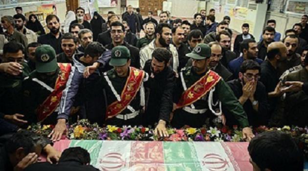 مقتل وجرح عدد من ضباط الحرس الثوري الإيراني بريف اللاذقية