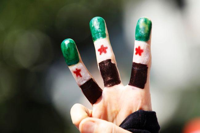 أنا سوري يحلم يا ربي