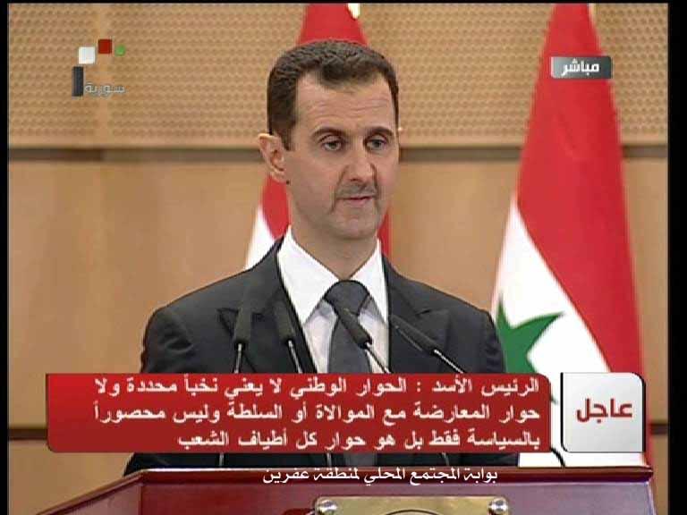 الأسد راحل والنظام باقٍ؟!