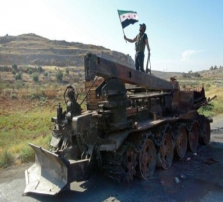 مصادر إعلامية: تدهور سريع لقوات الأسد أمام عمليات مقاتلي الجيش الحر