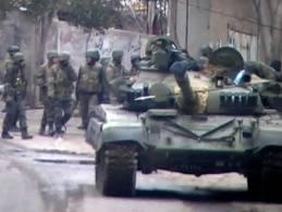 حران العواميد مدينة اشباح بعد جرائم عصابات الاسد