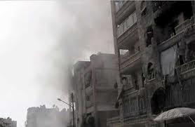 أخبار يوم الأحد - تفجير قيادة الأركان للمرة الثانية - 2-9-2012م